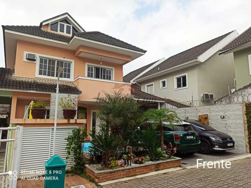 39907c41-b469-492c-9408-5065eb - Casa em Condomínio 3 quartos à venda Vargem Pequena, Rio de Janeiro - R$ 1.400.000 - PECN30335 - 1