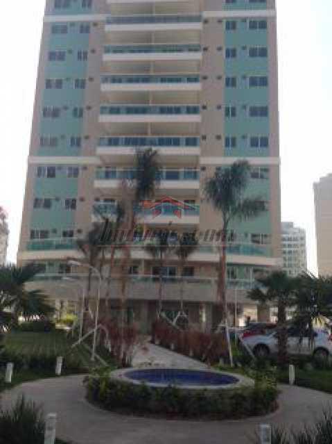 1 - Apartamento 3 quartos à venda Barra da Tijuca, Rio de Janeiro - R$ 589.000 - PEAP30834 - 1