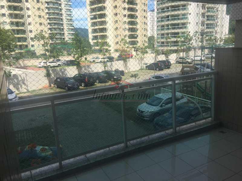 2 - Apartamento 3 quartos à venda Barra da Tijuca, Rio de Janeiro - R$ 589.000 - PEAP30834 - 3