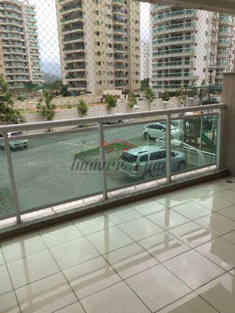 3 2 - Apartamento 3 quartos à venda Barra da Tijuca, Rio de Janeiro - R$ 589.000 - PEAP30834 - 4