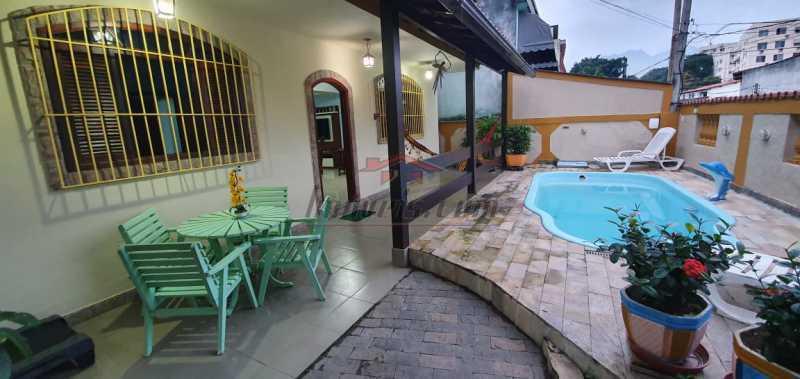 25 - Casa à venda Rua Joaquim Tourinho,Pechincha, BAIRROS DE ATUAÇÃO ,Rio de Janeiro - R$ 750.000 - PECA30347 - 6