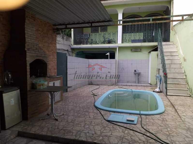 1 - Casa 3 quartos à venda Realengo, Rio de Janeiro - R$ 285.000 - PECA30348 - 1