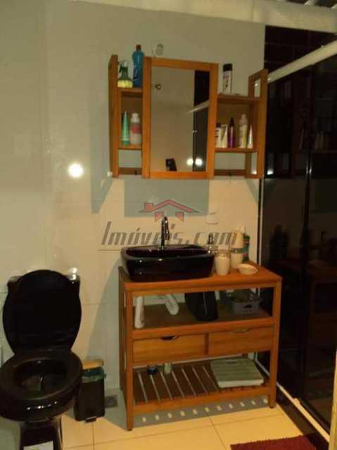 2 - Casa 3 quartos à venda Realengo, Rio de Janeiro - R$ 285.000 - PECA30348 - 3