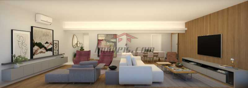 1 - Apartamento 3 quartos à venda Copacabana, Rio de Janeiro - R$ 1.490.000 - PEAP30839 - 1
