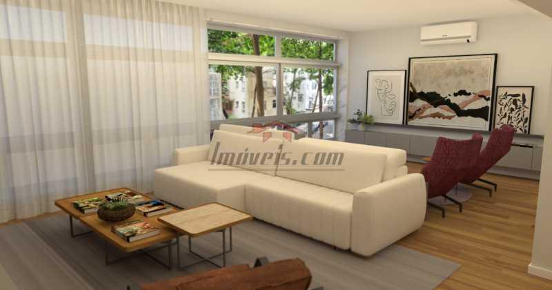 2 - Apartamento 3 quartos à venda Copacabana, Rio de Janeiro - R$ 1.490.000 - PEAP30839 - 3