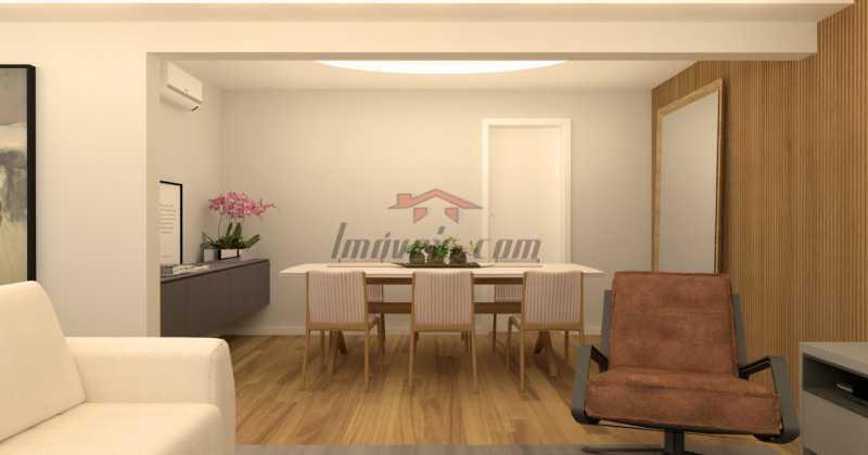 4 - Apartamento 3 quartos à venda Copacabana, Rio de Janeiro - R$ 1.490.000 - PEAP30839 - 4