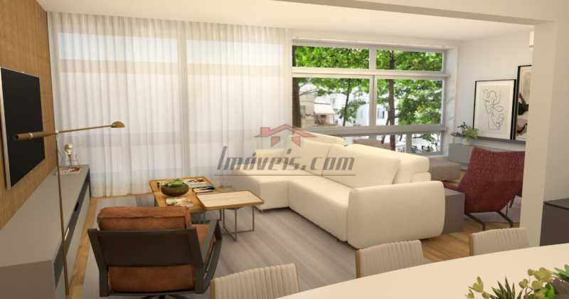 6 - Apartamento 3 quartos à venda Copacabana, Rio de Janeiro - R$ 1.490.000 - PEAP30839 - 6