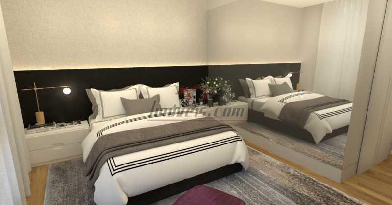 10 - Apartamento 3 quartos à venda Copacabana, Rio de Janeiro - R$ 1.490.000 - PEAP30839 - 10
