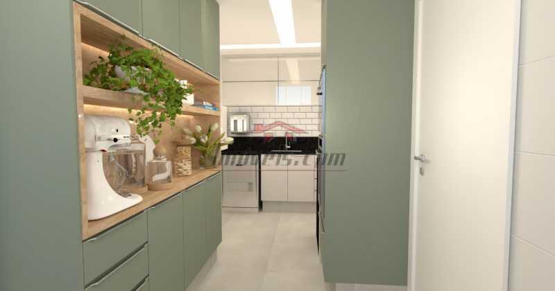11 - Apartamento 3 quartos à venda Copacabana, Rio de Janeiro - R$ 1.490.000 - PEAP30839 - 11