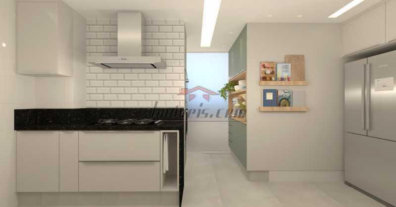 12 - Apartamento 3 quartos à venda Copacabana, Rio de Janeiro - R$ 1.490.000 - PEAP30839 - 12