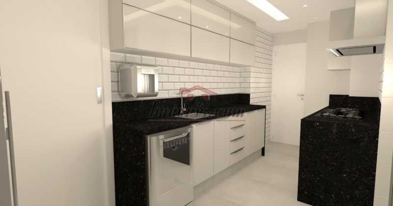 13 - Apartamento 3 quartos à venda Copacabana, Rio de Janeiro - R$ 1.490.000 - PEAP30839 - 13