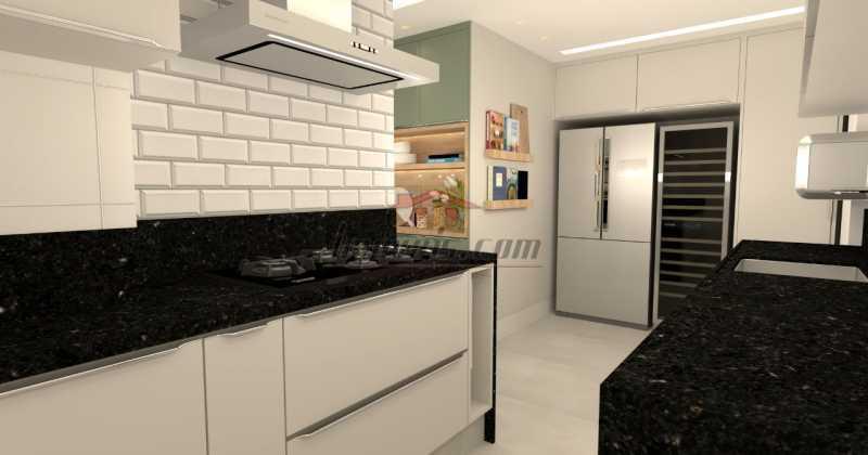 14 - Apartamento 3 quartos à venda Copacabana, Rio de Janeiro - R$ 1.490.000 - PEAP30839 - 14
