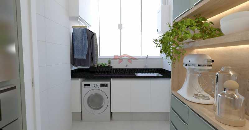 15 - Apartamento 3 quartos à venda Copacabana, Rio de Janeiro - R$ 1.490.000 - PEAP30839 - 15