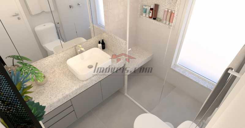 18 - Apartamento 3 quartos à venda Copacabana, Rio de Janeiro - R$ 1.490.000 - PEAP30839 - 18