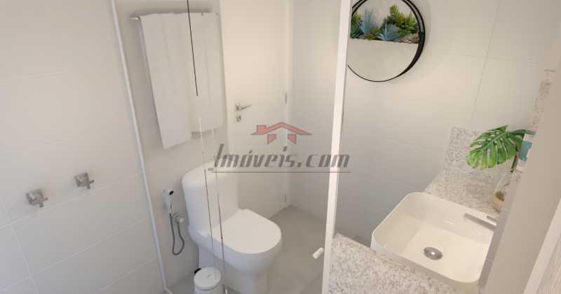 19 - Apartamento 3 quartos à venda Copacabana, Rio de Janeiro - R$ 1.490.000 - PEAP30839 - 19