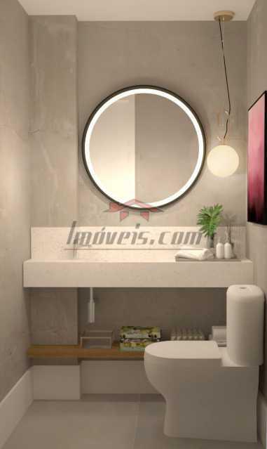 20 - Apartamento 3 quartos à venda Copacabana, Rio de Janeiro - R$ 1.490.000 - PEAP30839 - 20
