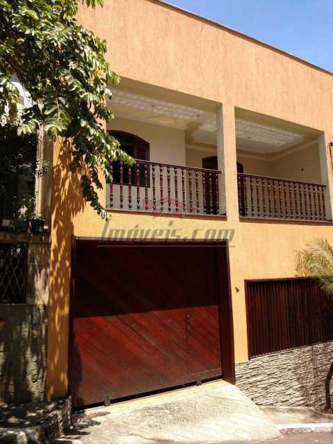 1 - Casa de Vila 3 quartos à venda Taquara, Rio de Janeiro - R$ 650.000 - PECV30047 - 1