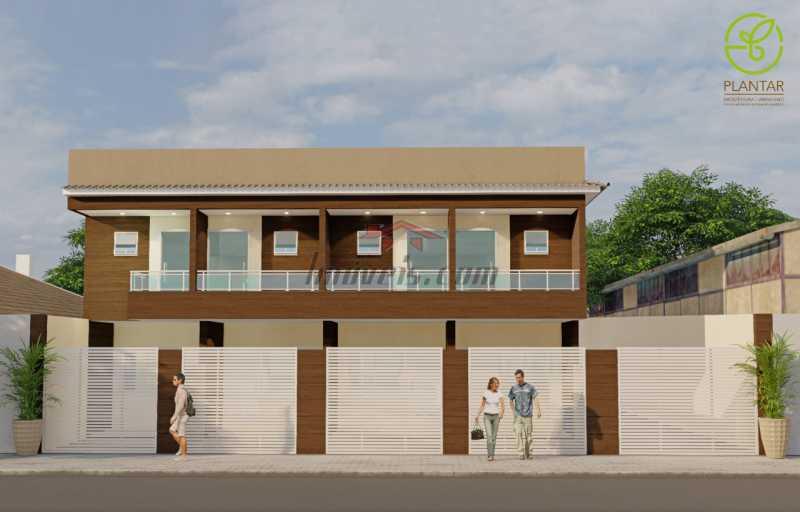 042c1169-99be-4086-aa32-6d0796 - Casa em Condomínio 2 quartos à venda Padre Miguel, Rio de Janeiro - R$ 250.000 - PECN20260 - 3