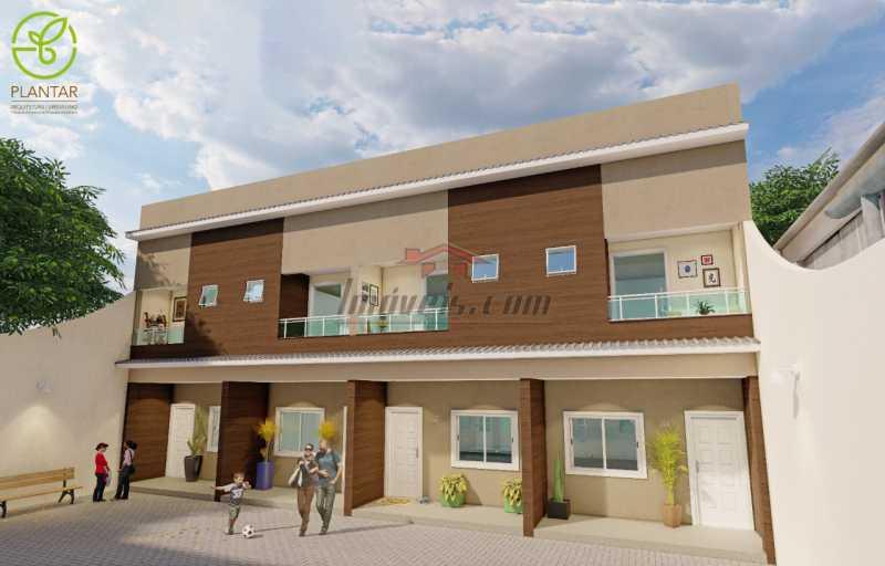 124e4684-bf62-47c7-a432-ed6d9b - Casa em Condomínio 2 quartos à venda Padre Miguel, Rio de Janeiro - R$ 250.000 - PECN20260 - 5