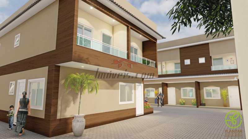 90ef2b36-6798-4cbf-bd1d-e4f06d - Casa em Condomínio 2 quartos à venda Padre Miguel, Rio de Janeiro - R$ 250.000 - PECN20261 - 4