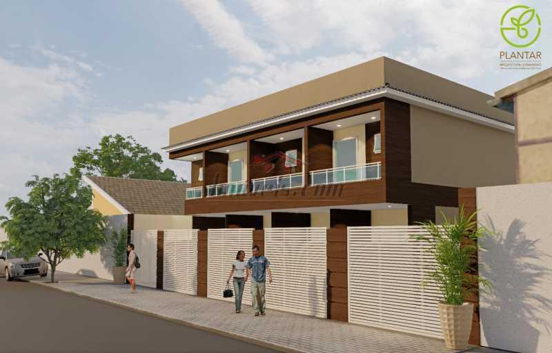 34269500-1985-4974-93d5-37daf5 - Casa em Condomínio 2 quartos à venda Padre Miguel, Rio de Janeiro - R$ 250.000 - PECN20262 - 6