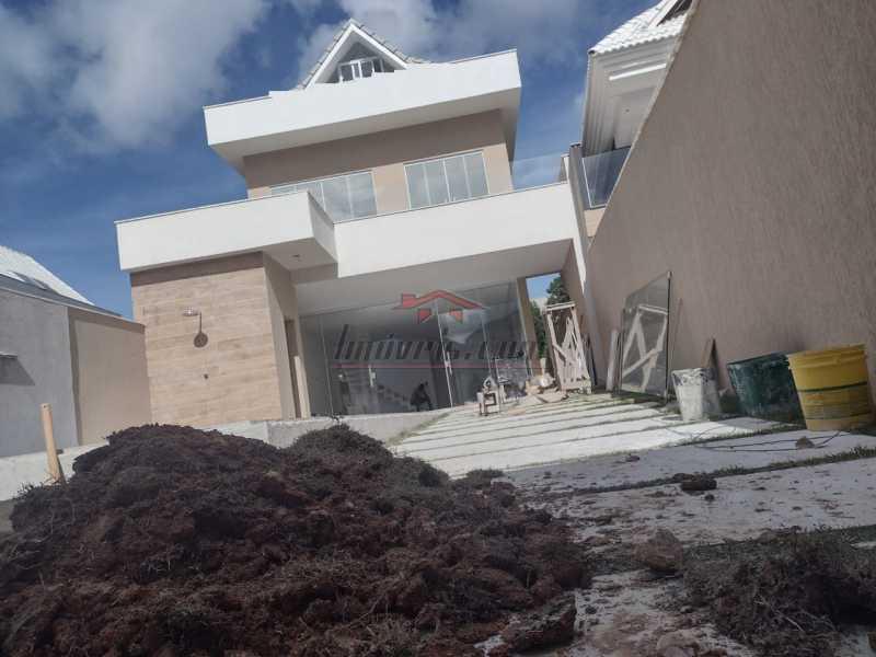 1 - Casa em Condomínio 3 quartos à venda Recreio dos Bandeirantes, BAIRROS DE ATUAÇÃO ,Rio de Janeiro - R$ 2.000.000 - PECN30337 - 1
