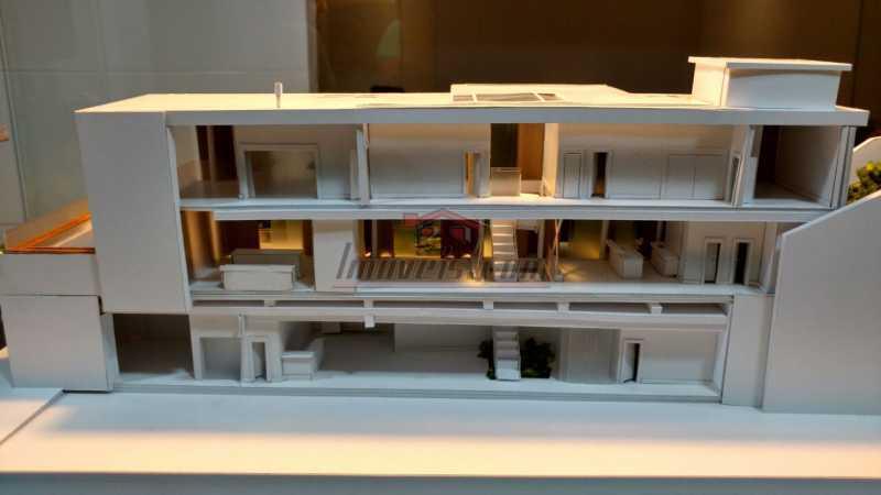 cb16a48f-11fe-49a5-b2d5-78fce2 - Casa de Vila 6 quartos à venda Anil, Rio de Janeiro - R$ 2.650.000 - PECV60003 - 7
