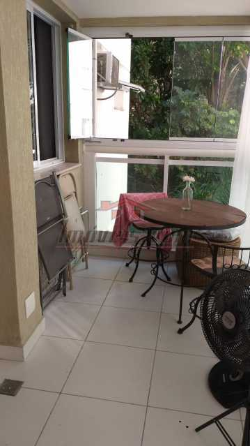 2 - Apartamento 3 quartos à venda Pechincha, Rio de Janeiro - R$ 425.000 - PEAP30853 - 3