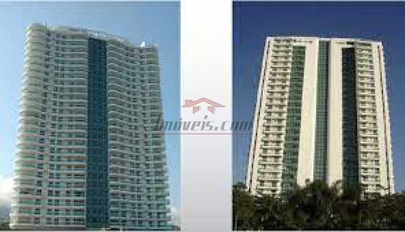 images - Apartamento à venda Barra da Tijuca, Rio de Janeiro - R$ 1.100.000 - PEAP00044 - 3