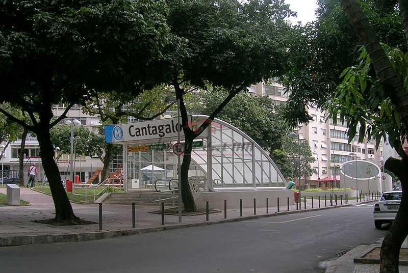 Cantagalo_station - Apartamento à venda Copacabana, Rio de Janeiro - R$ 906.000 - PEAP00046 - 1
