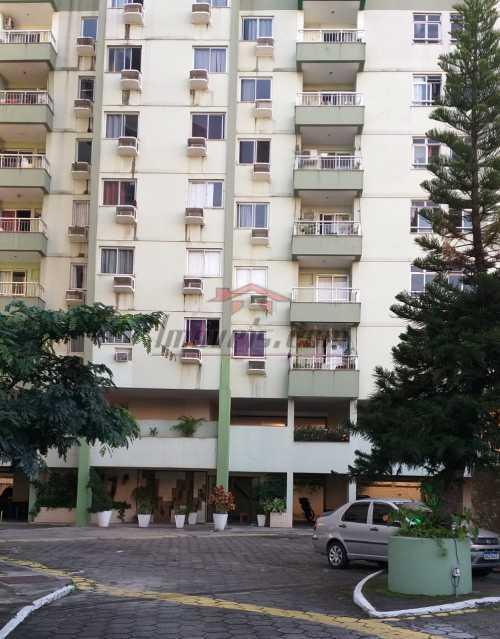 1 - Cobertura 4 quartos à venda Taquara, Rio de Janeiro - R$ 440.000 - PECO40041 - 1
