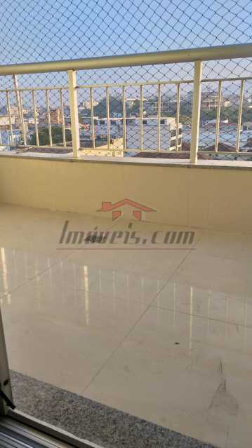 2 - Cobertura 4 quartos à venda Taquara, Rio de Janeiro - R$ 440.000 - PECO40041 - 3