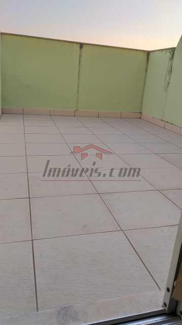 18 - Cobertura 4 quartos à venda Taquara, Rio de Janeiro - R$ 440.000 - PECO40041 - 19