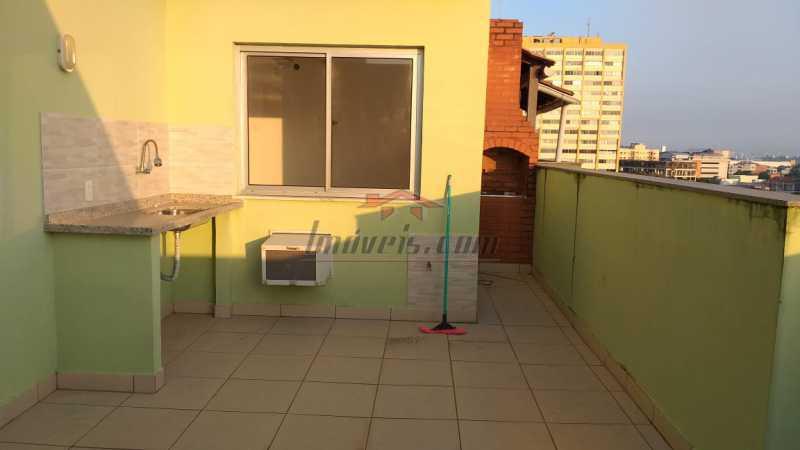 22 - Cobertura 4 quartos à venda Taquara, Rio de Janeiro - R$ 440.000 - PECO40041 - 23
