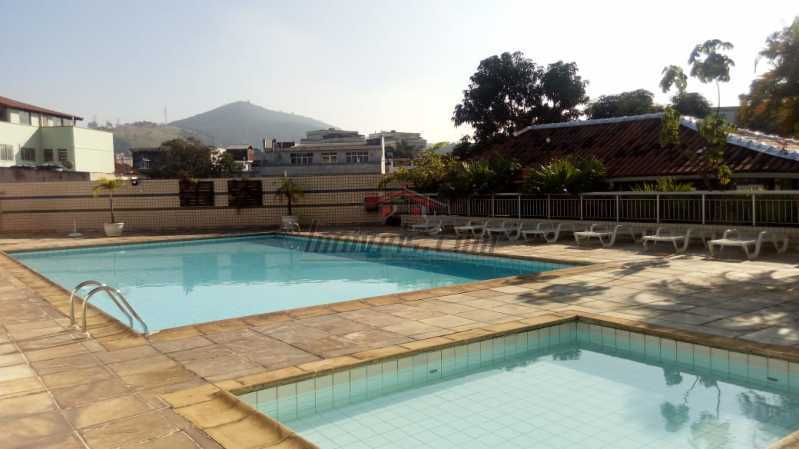 26 - Cobertura 4 quartos à venda Taquara, Rio de Janeiro - R$ 440.000 - PECO40041 - 27