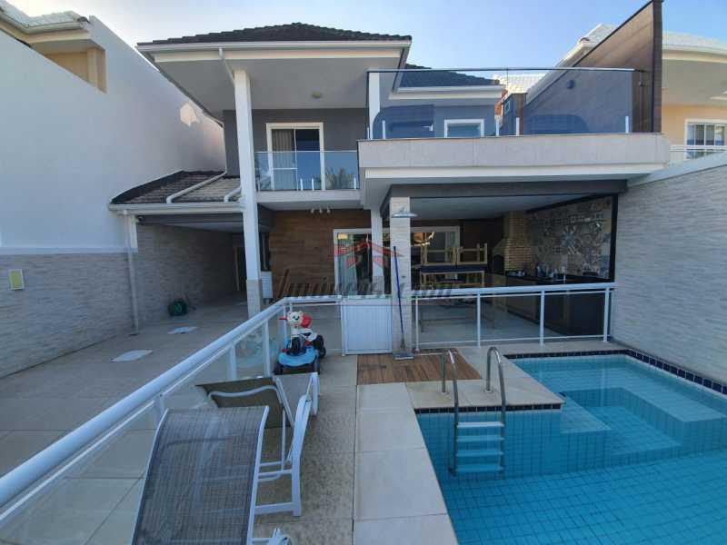 1 - Casa em Condomínio 5 quartos à venda Vargem Pequena, Rio de Janeiro - R$ 1.100.000 - PECN50030 - 1