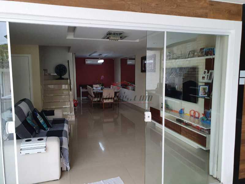 3 - Casa em Condomínio 5 quartos à venda Vargem Pequena, Rio de Janeiro - R$ 1.100.000 - PECN50030 - 4