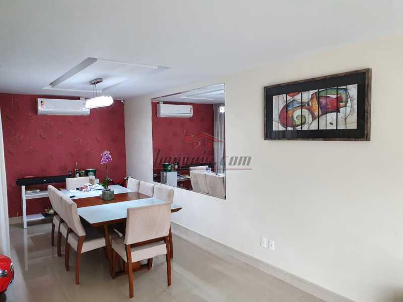 4 - Casa em Condomínio 5 quartos à venda Vargem Pequena, Rio de Janeiro - R$ 1.100.000 - PECN50030 - 5
