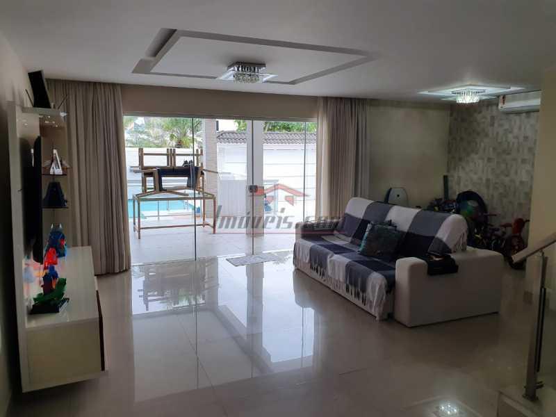 5 - Casa em Condomínio 5 quartos à venda Vargem Pequena, Rio de Janeiro - R$ 1.100.000 - PECN50030 - 6