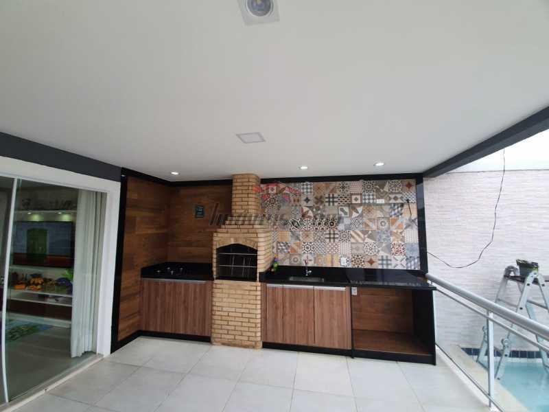 22 - Casa em Condomínio 5 quartos à venda Vargem Pequena, Rio de Janeiro - R$ 1.100.000 - PECN50030 - 22