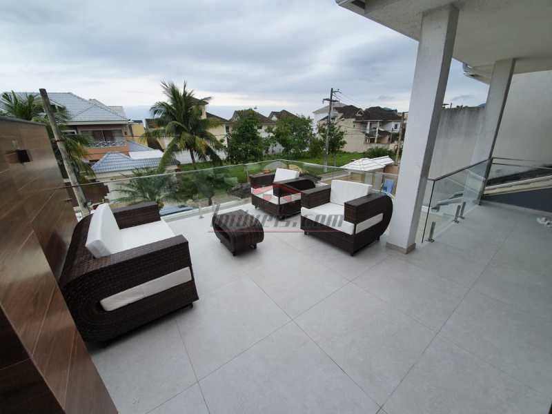 23 - Casa em Condomínio 5 quartos à venda Vargem Pequena, Rio de Janeiro - R$ 1.100.000 - PECN50030 - 23