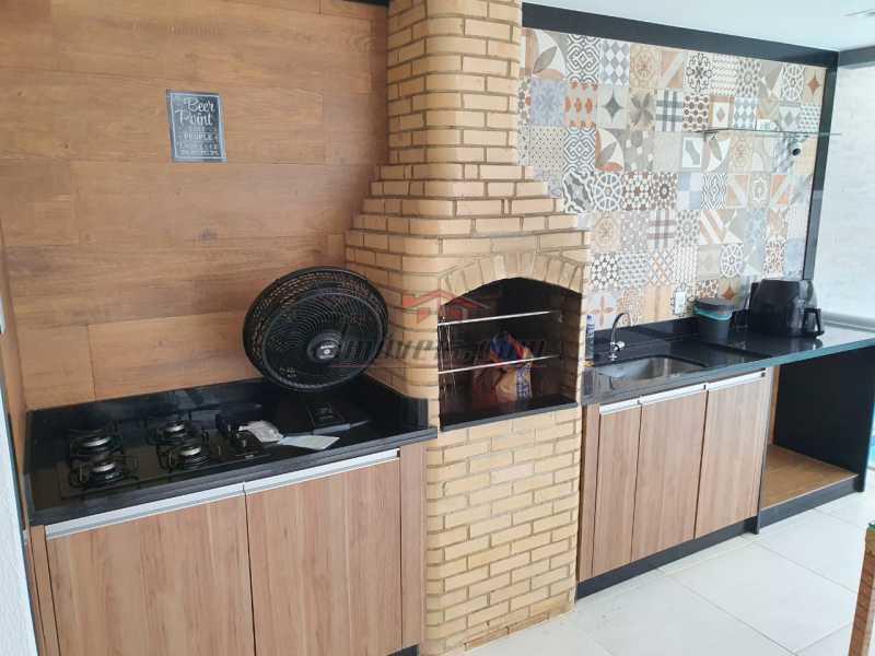 24 - Casa em Condomínio 5 quartos à venda Vargem Pequena, Rio de Janeiro - R$ 1.100.000 - PECN50030 - 24