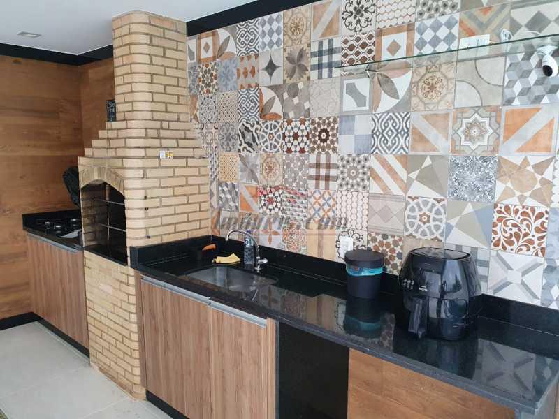 25 - Casa em Condomínio 5 quartos à venda Vargem Pequena, Rio de Janeiro - R$ 1.100.000 - PECN50030 - 25