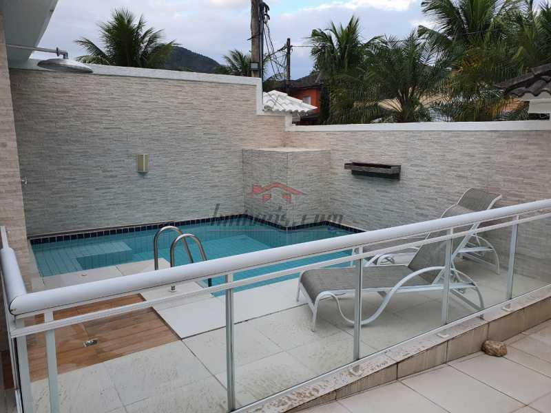 29 - Casa em Condomínio 5 quartos à venda Vargem Pequena, Rio de Janeiro - R$ 1.100.000 - PECN50030 - 29