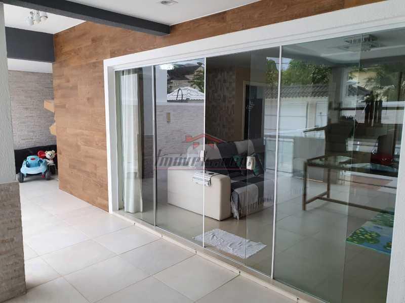 30 - Casa em Condomínio 5 quartos à venda Vargem Pequena, Rio de Janeiro - R$ 1.100.000 - PECN50030 - 30