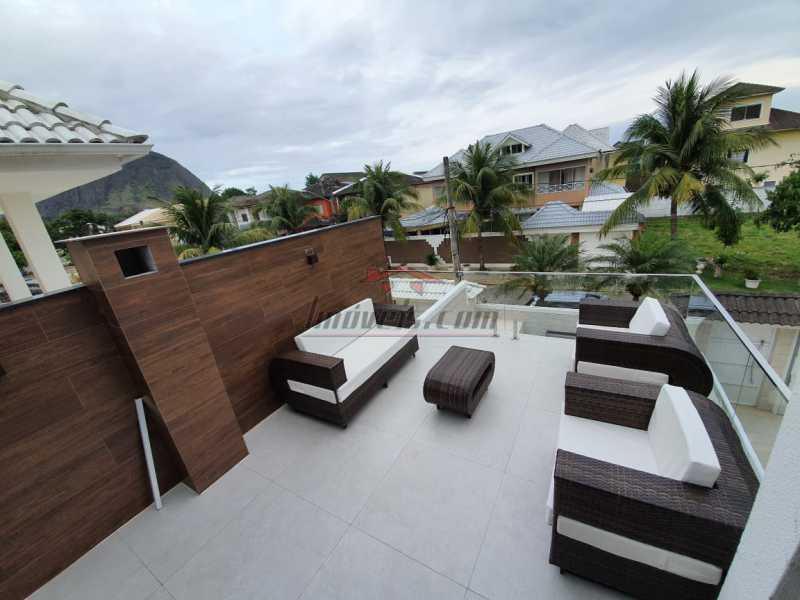 31 - Casa em Condomínio 5 quartos à venda Vargem Pequena, Rio de Janeiro - R$ 1.100.000 - PECN50030 - 31