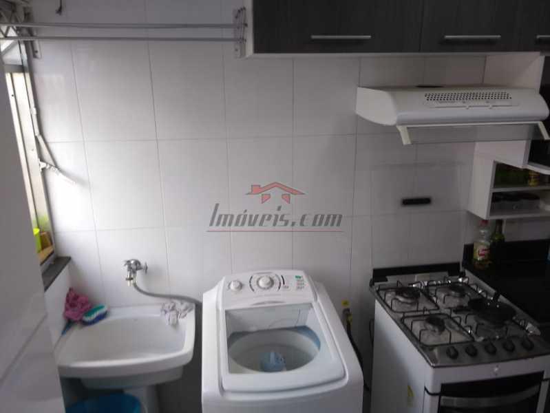 16 - Apartamento 3 quartos à venda Anil, Rio de Janeiro - R$ 222.000 - PEAP30859 - 17