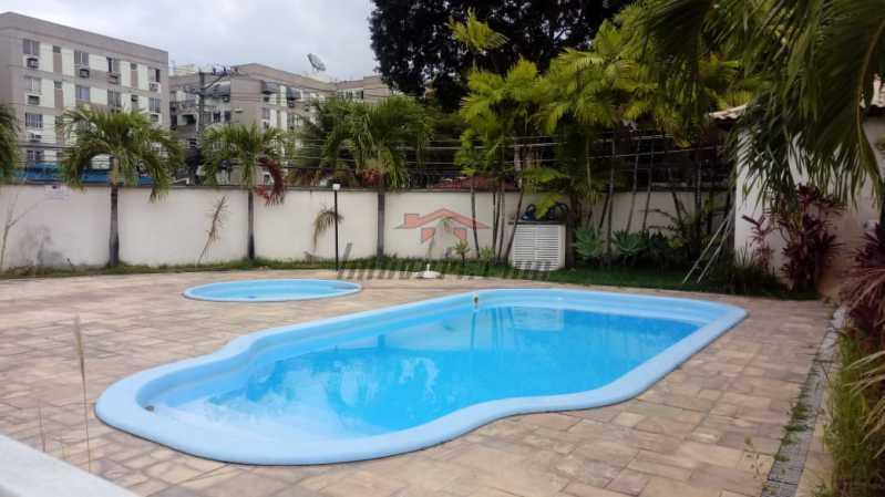 19 - Casa em Condomínio 2 quartos à venda Taquara, Rio de Janeiro - R$ 190.000 - PECN20264 - 20