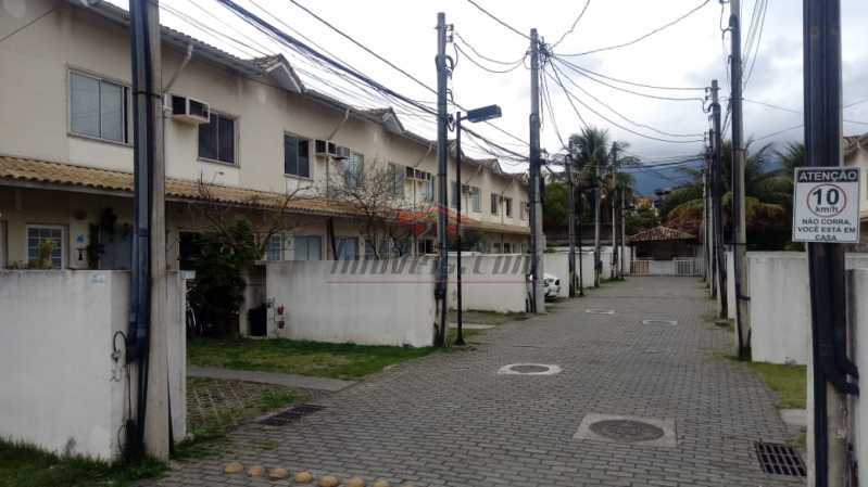 20 - Casa em Condomínio 2 quartos à venda Taquara, Rio de Janeiro - R$ 190.000 - PECN20264 - 21