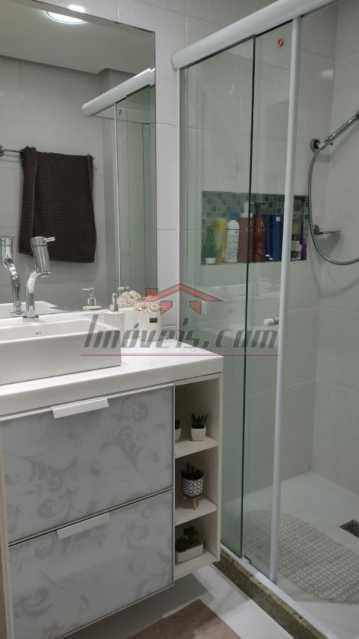 18 - Casa 4 quartos à venda Jacarepaguá, Rio de Janeiro - R$ 828.000 - PECA40137 - 19